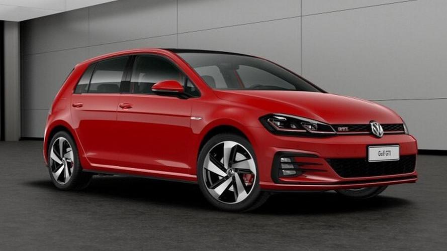 VW Golf reestilizado é lançado na Argentina