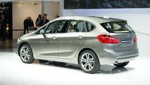 BMW 2-Series Active Tourer live in Geneva