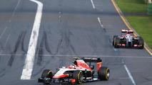 Max Chilton (GBR) Marussia F1 Team MR03, 2014 Australian Grand Prix