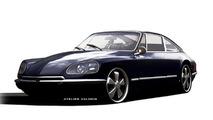 Porsche Citroen 911 DS render 08.11.2013