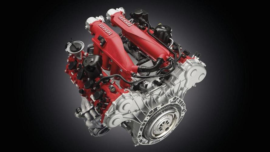 Ferrari California T shown in the flesh [videos]