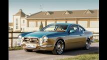 Volvo-Hommage mit BMW-Technik