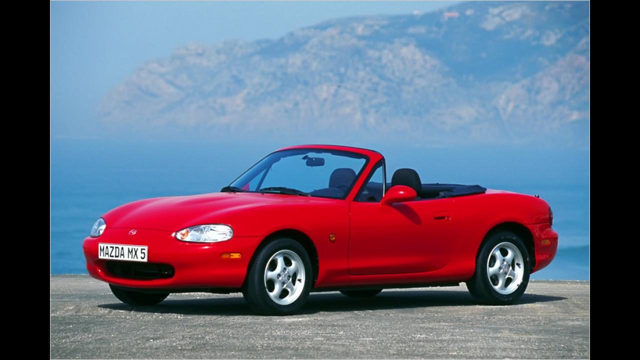 Mazda MX-5 II (1998)