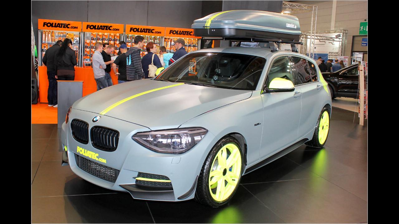 Foliatec BMW 1er