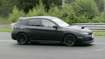 Subaru Imprezza WRX STi Hatchback Spy Photos