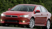 New Mitsubishi Lancer Sports Sedan