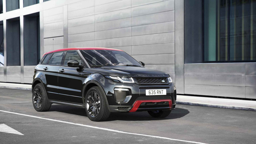 2017 Land Rover Range Rover Evoque Review