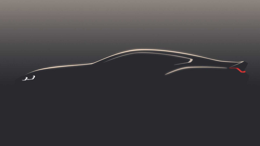 BMW 8 Series Teaser Confirms Long-Awaited Return