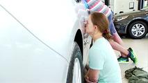 Kiss a Kia contest