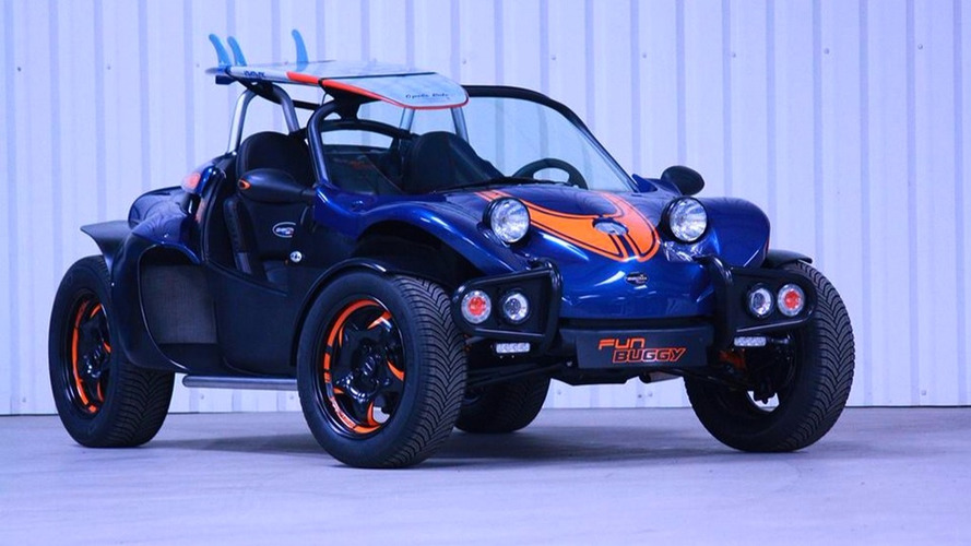 Secma Fun Buggy - Le petit buggy made in France