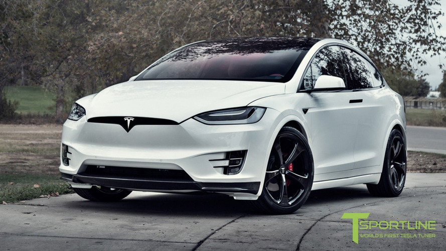 Tesla Model X With Bentley Interior Wants $240K On eBay