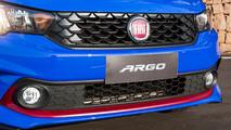 2017 Fiat Argo İlk Sürüş