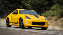 2018 Nissan 370Z Heritage Edition