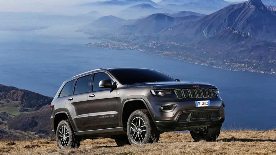 El Jeep Grand Cherokee 2017, a la venta desde 58.250 euros