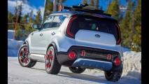 Salão de Chicago: Kia Trail'ster antecipa Soul com tração 4WD