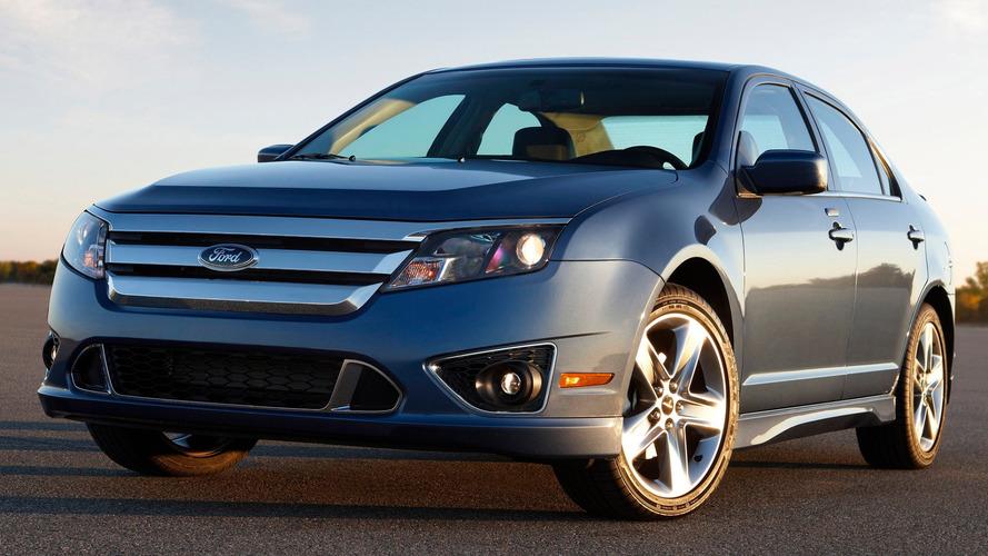 Ford Fusion vira alvo de investigação por possível falha nos freios