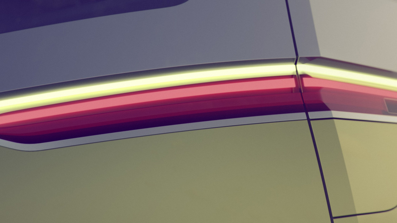 2017 VW I.D. konsepti  teaser