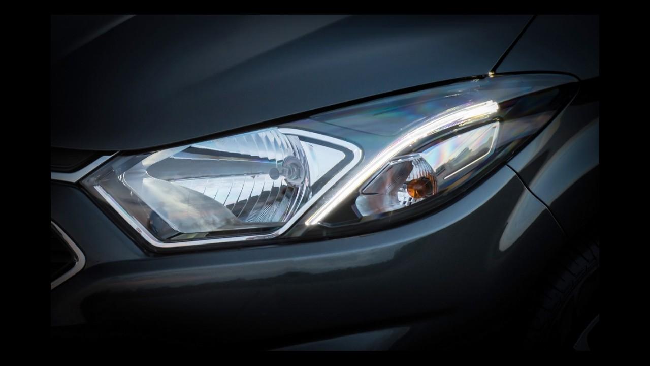 Flagra! Novo Chevrolet Onix Activ 2017 já grava comercial