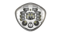 Victory motorcycles adaptive headlight