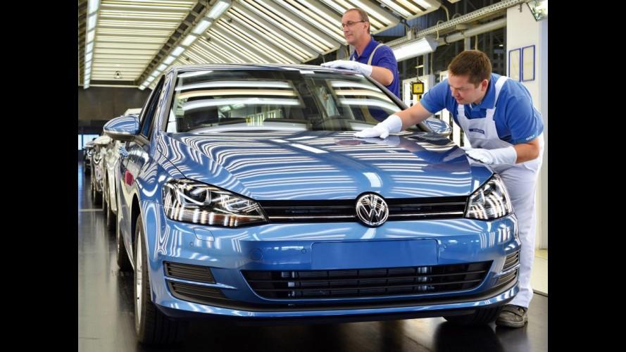 Golf nacional começa a ser feito em agosto com motores 1.6 e 1.4 turboflex