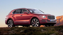 Bentley Bentayga junior and coupe could look like this, if approved