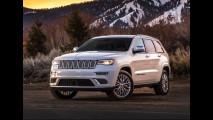 Versão de luxo: Jeep Grand Cherokee Summit aparece antes de Nova York