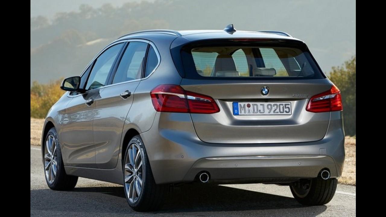 """BMW: """"Tração dianteira não afeta vendas ou nossa imagem"""""""