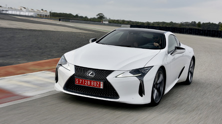 Now Everyone Can Afford A Lexus LC Thanks To A $5,000 Price Cut
