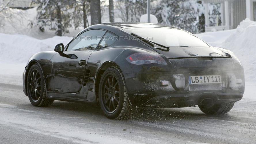 2013 Porsche Cayman to debut at L.A. Auto Show - report