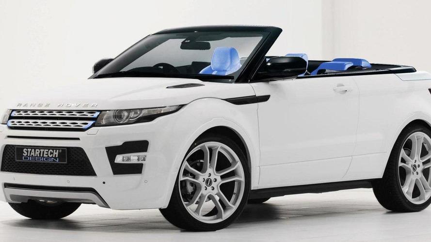 Startech Evoque Cabrio first image released