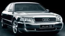 Audi Space Frame concept 1993