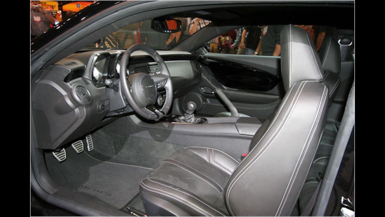 Chevrolet Camaro Black Concept