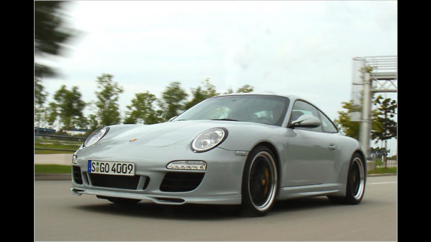 Test Porsche 911 Sport Classic – Die exklusive Kleinserie