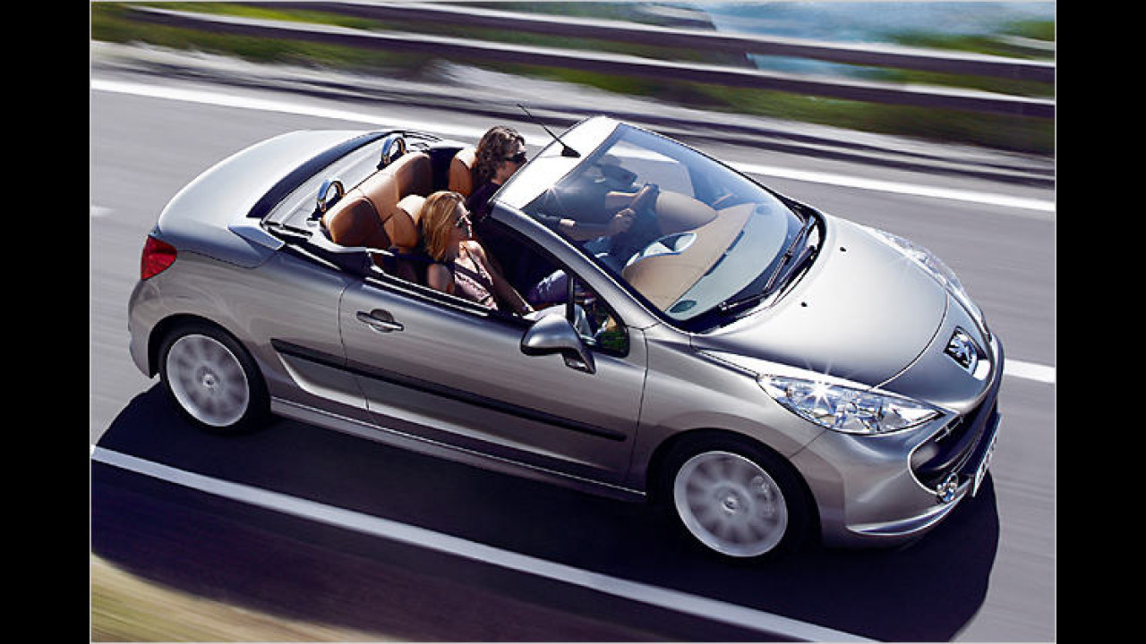 Peugeot 207 CC HDI FAP 110
