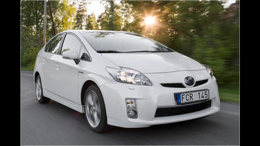 Kunstsound: Toyota Prius erhält ,akustischen Signalgeber