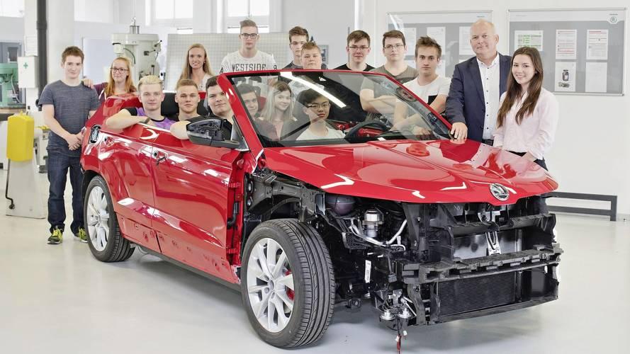 Skoda da Cabrio SUV furyasına katılıyor [GÜNCEL]