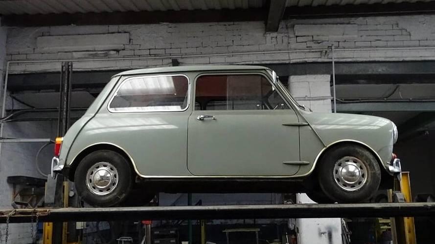 Mini 850 Deluxe 1967