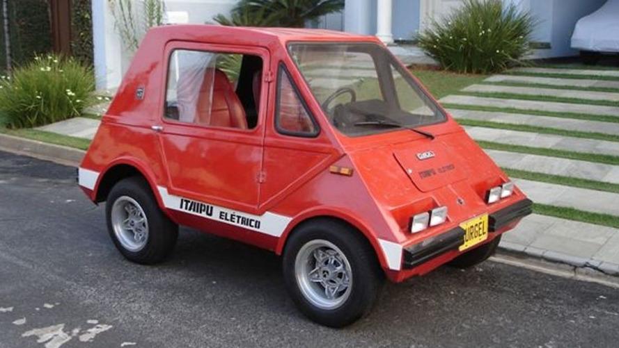 Sem gasolina? Veja 10 carros elétricos que tentaram a sorte no Brasil