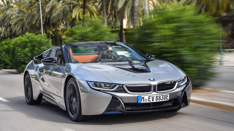 2018 BMW i8 Roadster first drive: Top Down To The Future