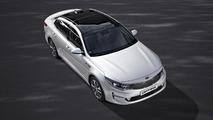 2016 Kia Optima leaks out in European specification