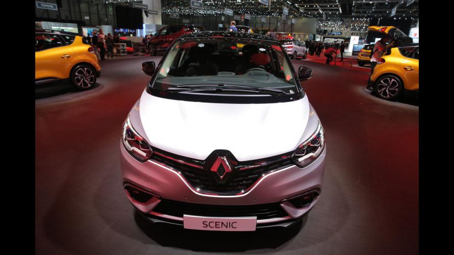 Renault Scenic,