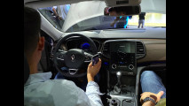 Renault Talisman, vista dal vivo