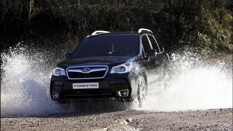 Subaru Forester Lineartronic, finalmente il CVT diventa piacevole