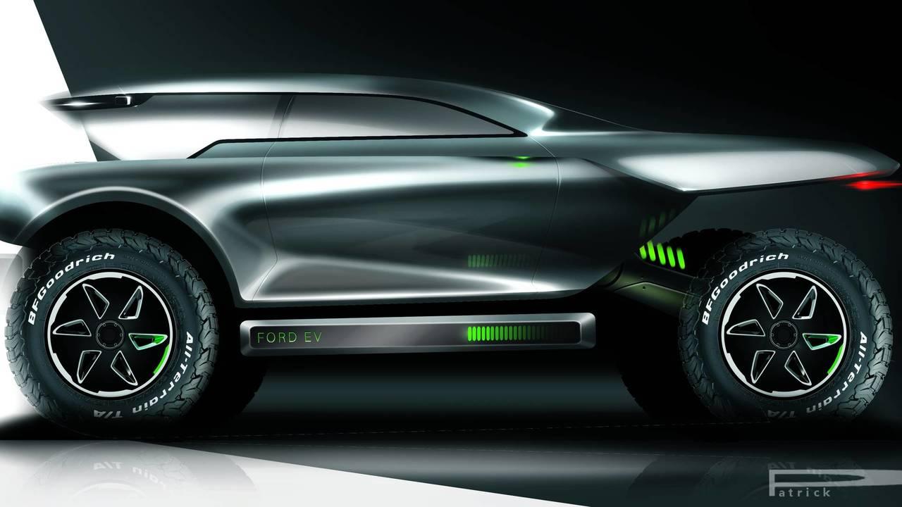 2050 Ford F-150 Maximus