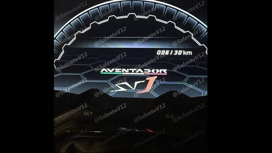 Lamborghini Aventador SV'nin yerine SVJ mi gelecek?