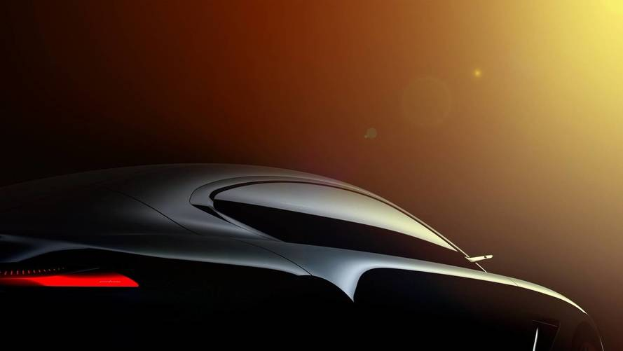 Pininfarina Teases Electric HK GT Concept Ahead Of Geneva Reveal