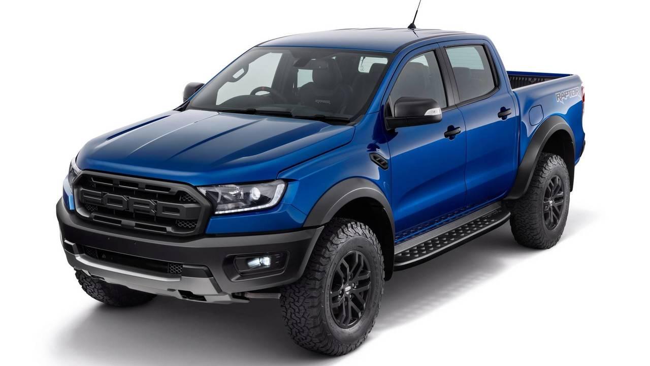 Ford Raptor For Sale >> 2019 Ford Ranger Raptor | Motor1.com Photos