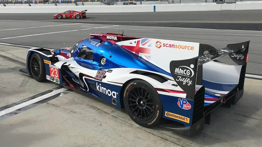 Alonso finaliza 13º la primera jornada en Daytona