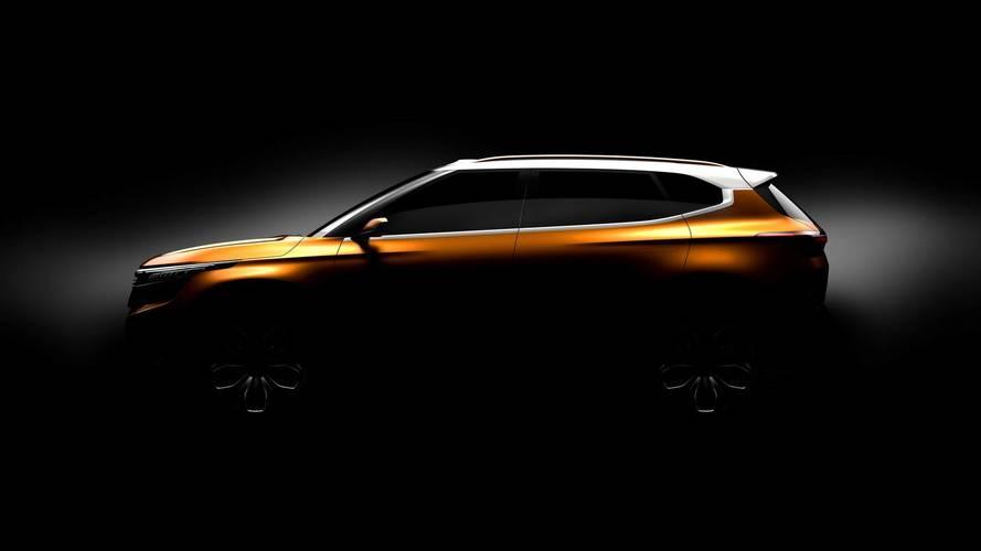 KIA SP Concept: el futuro SUV de KIA para economías emergentes