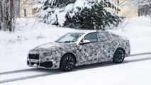 BMW 2 Series Gran Coupe Spy Shots